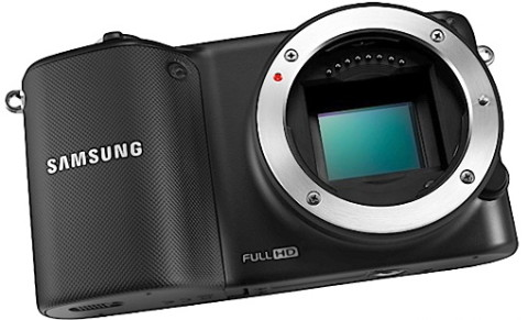 NX2000 mirrorless Smart camera