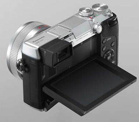 Lumix GX7 from Panasonic