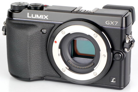 Panasonic GX7 body
