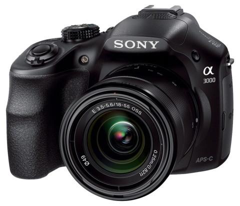 Sony ILCE 3000k