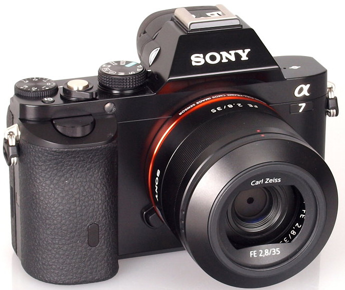 Sony a7 ILCE-7