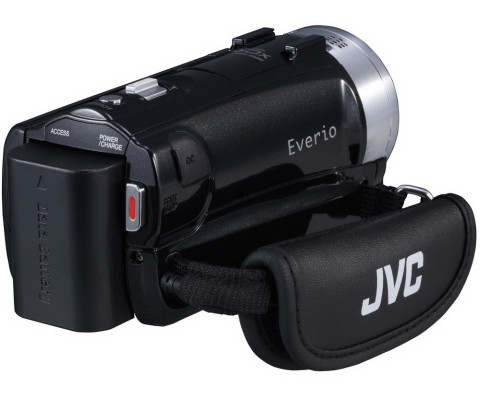 JVC Everio GZ-EX555 full HD camcorder
