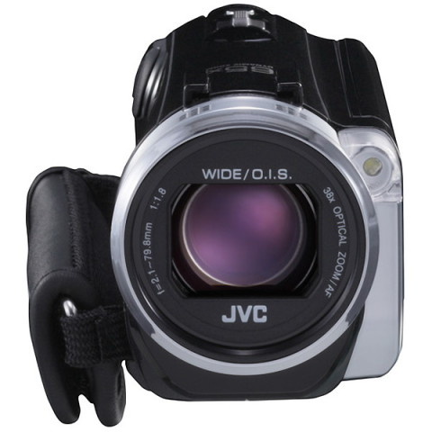 JVC GZ-EX555 videocamera