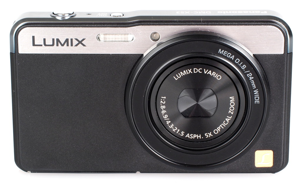 Panasonic XS3 ultra-slim compact camera