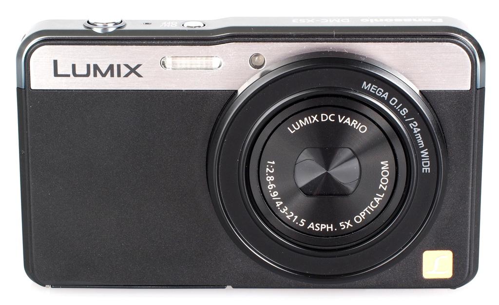 Panasonic XS3 ultra-slim compact camera