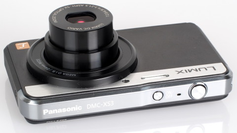 Panasonic XS3 with DC Vario lens