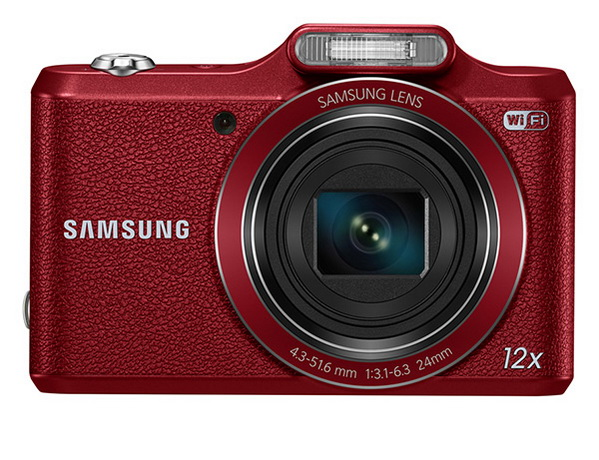 The new WB50F from Samsung