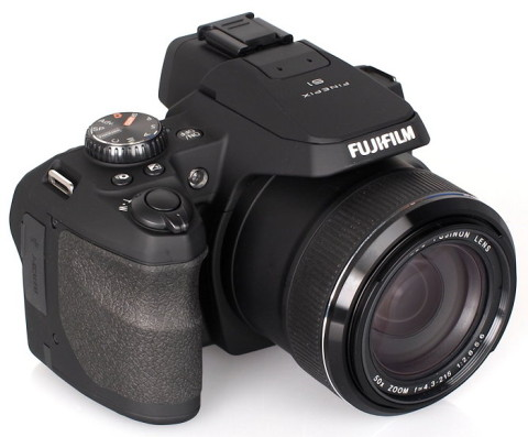 FinePix S1 from Fujifilm