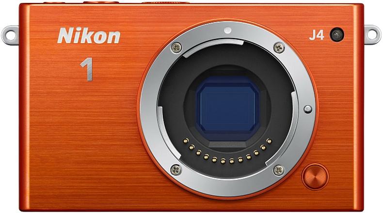 Nikon 1 J4 body