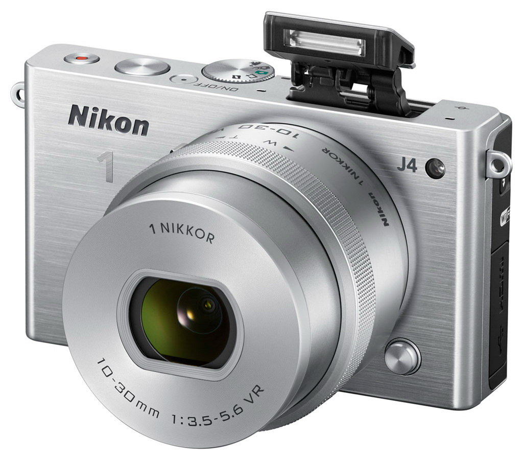 Nikon 1 J4 digital camera