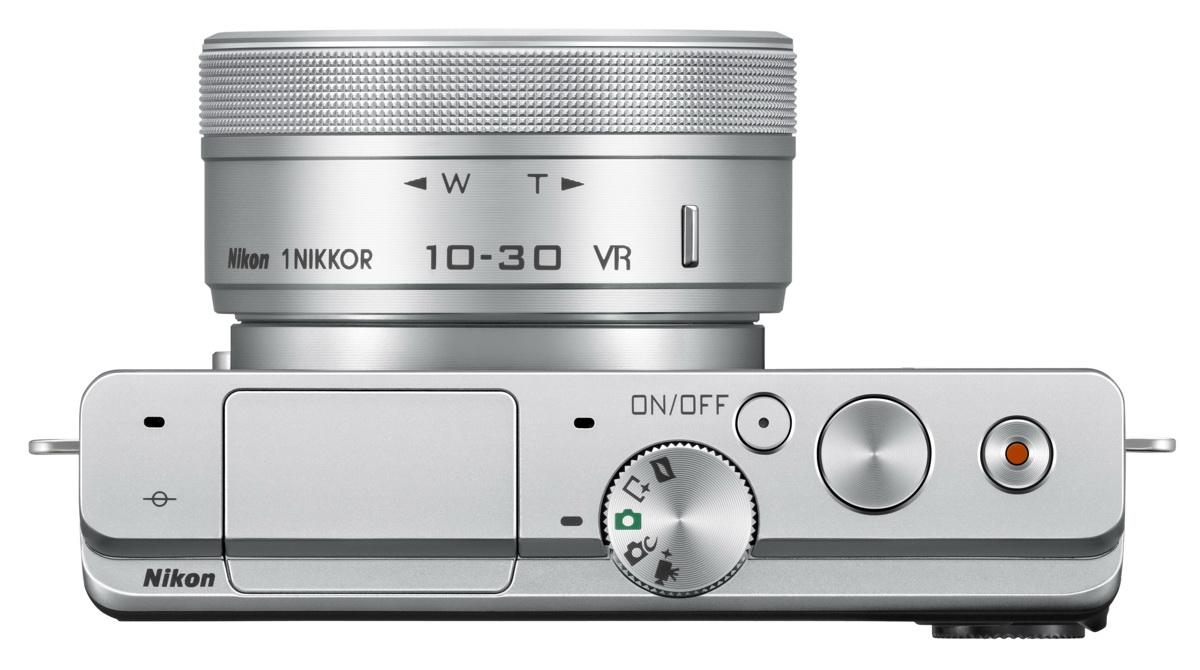 Nikon 1 J4 controls
